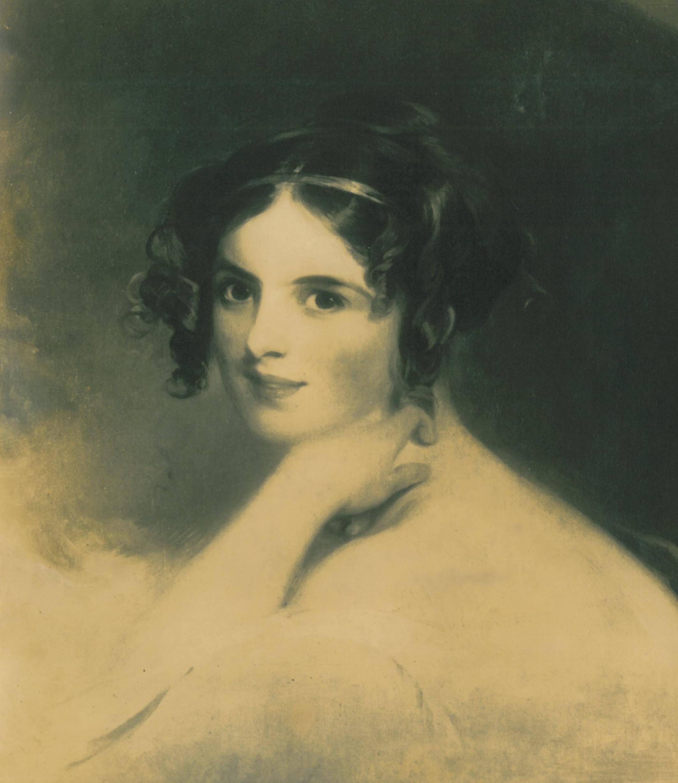 Fanny Kemble as Beatrice